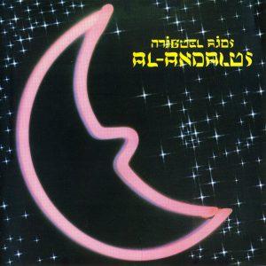 portada del disco Al-Andalus (reedición)