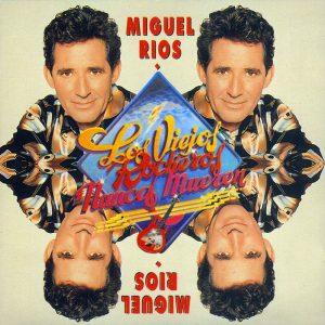 portada del disco Los Viejos Rockeros Nunca Mueren (reedición)