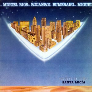 portada del album Rocanrol Bumerang