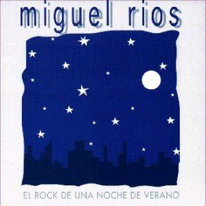 portada del disco El Rock de una Noche de Verano (reedición)