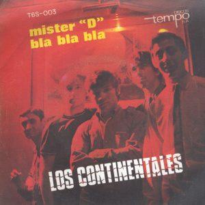 portada del disco Mister D / Bla Bla Bla