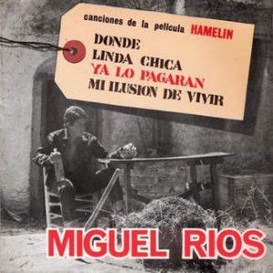 portada del disco Canciones de la Película Hamelin