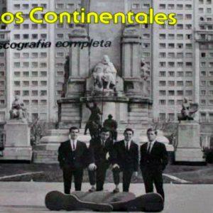 portada del disco Los Continentales. Discografía Completa