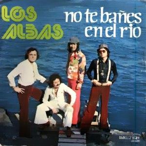 portada del disco No te Bañes en el Río