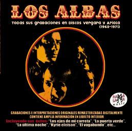 portada del disco Todas las Grabaciones en Discos Vergara y Ariola