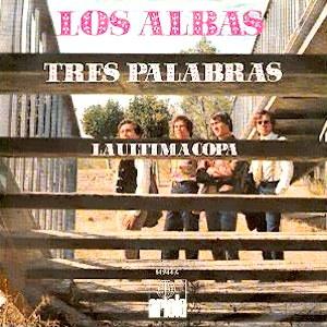 portada del disco Tres Palabras