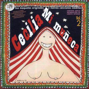 portada del disco Mi Muñeca