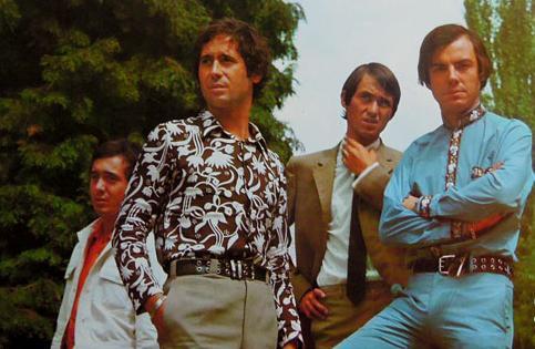 foto del grupo imagen del grupo Los Albas