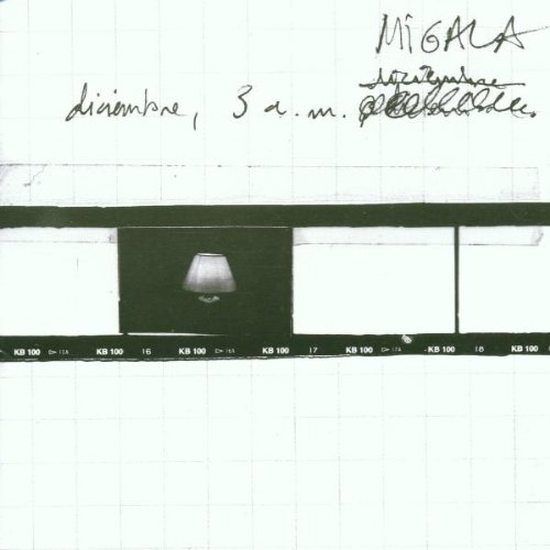 portada del album Diciembre 3 a.m.