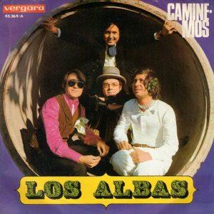 portada del disco Caminemos