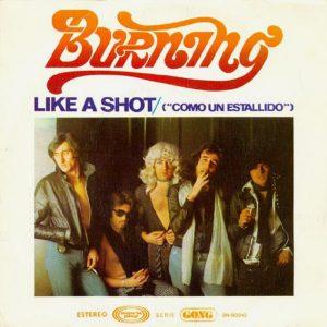portada del album Like a Shot