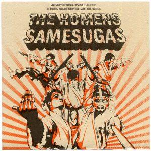 portada del disco The Homens / Samesugas