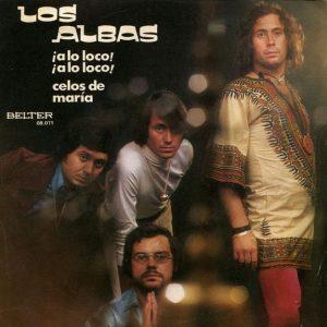 portada del disco ¡A lo Loco, A lo Loco! / Celos de María