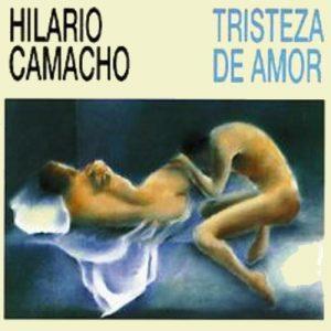 portada del disco Tristeza de Amor