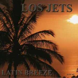 portada del disco Latin Breeze