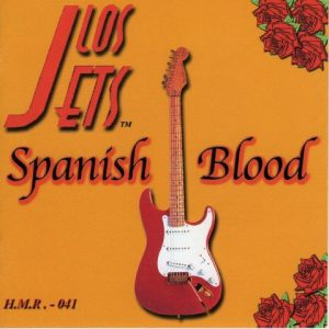 portada del disco Spanish Blood