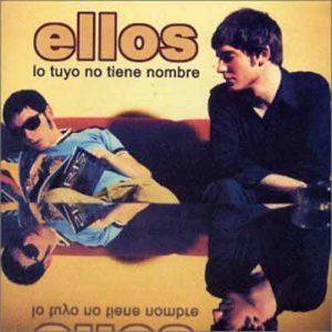 portada del disco Lo Tuyo no Tiene Nombre