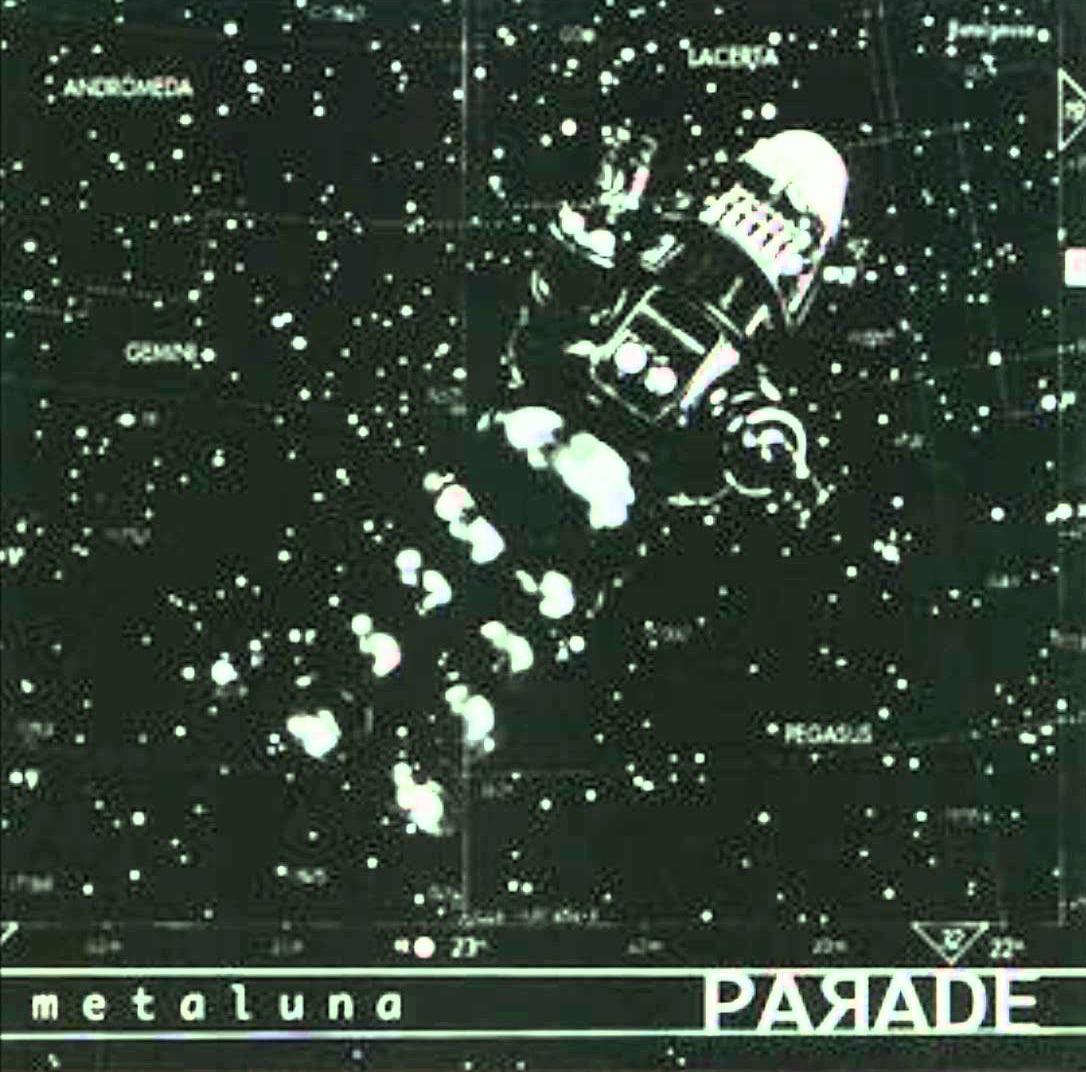 portada del disco Metaluna