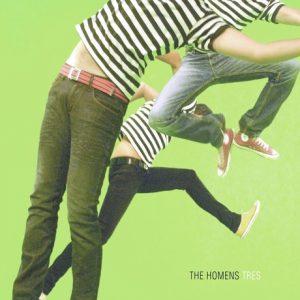 portada del disco Tres