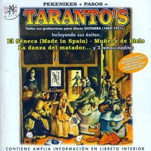 portada del disco Taranto's. Todas sus Grabaciones