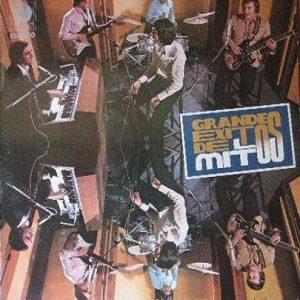 portada del disco Grandes Éxitos de Los Mitos