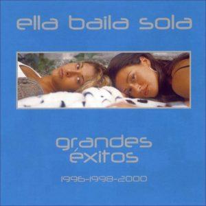 portada del disco Grandes Éxitos 1996-1998-2000