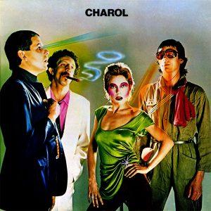 portada del disco Charol
