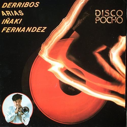 portada del album Disco Pocho (maxi)