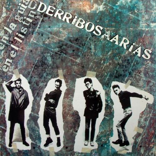 portada del album En la Guía, en el Listín (reedición)