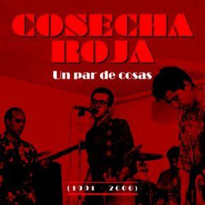 portada del disco Un Par de Cosas 1991-2000