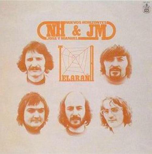 portada del disco Telaraña