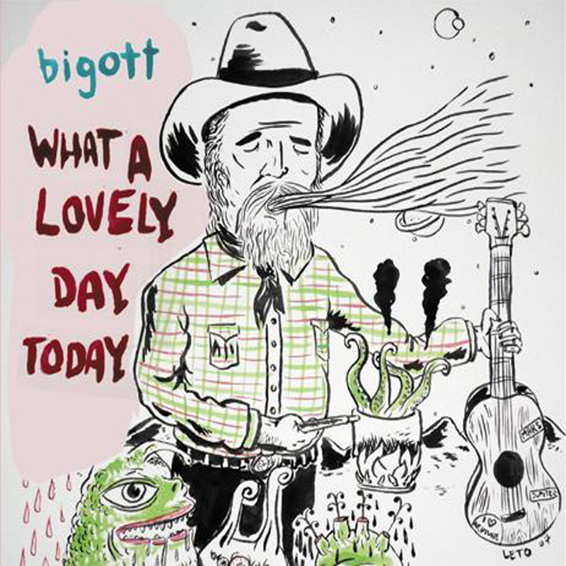 portada del disco What a Lovely Day Today