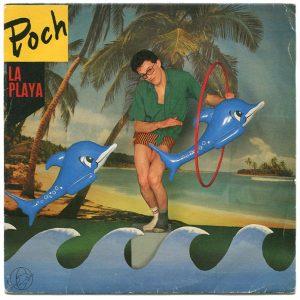 portada del disco La Playa