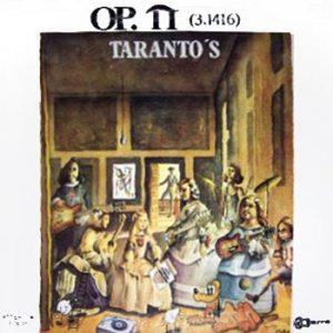 portada del disco Opus Pi (3.1416)