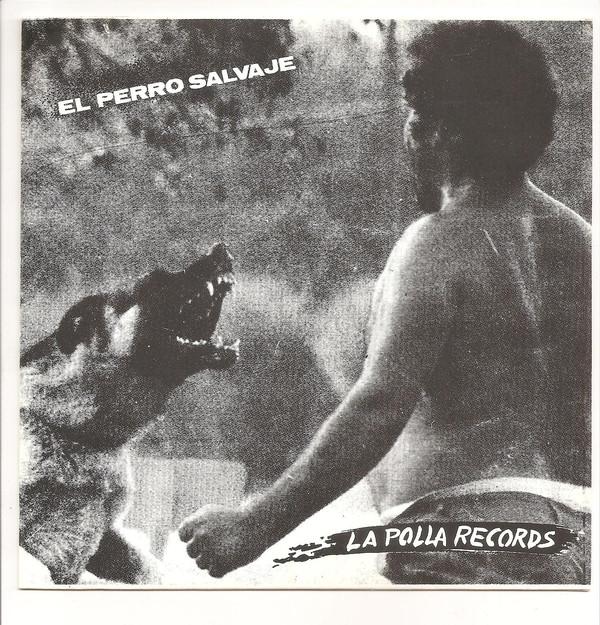 portada del album El Perro Salvaje