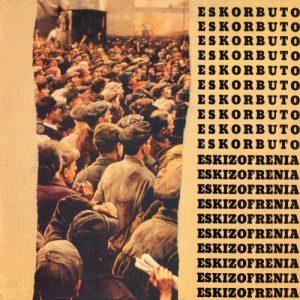 portada del disco Eskizofrenia