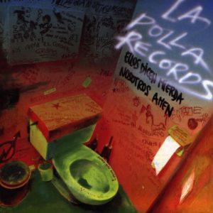 portada del disco Ellos Dicen Mierda, Nosotros Amén