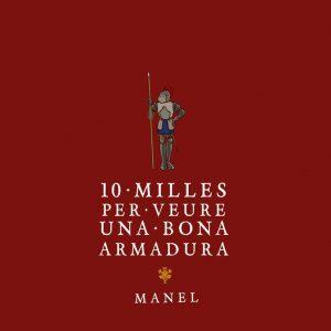 portada del disco 10 Milles per Veure una Bona Armadura