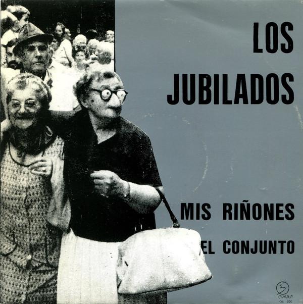portada del album Mis Riñones / El Conjunto