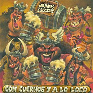 portada del disco Con Cuernos y a lo Loco