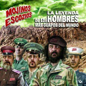 portada del disco La Leyenda de los Hombres Más Guapos del Mundo