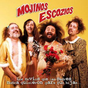 portada del disco Los Novios que las Madres Nunca Quisieron para Sus Hijas