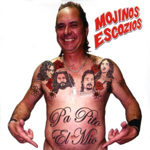 portada del disco Pa Pito el Mío