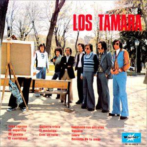 portada del disco Los Tamara