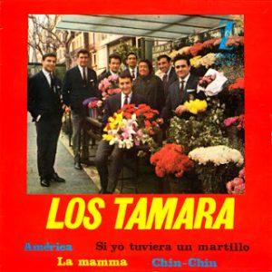 portada del disco La Mamma / Chin Chin / Si yo Tuviera un Martillo / América