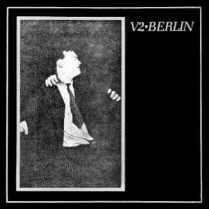 portada del disco V2 Berlín