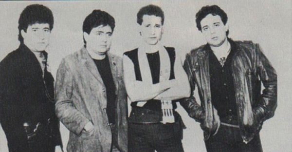 foto del grupo imagen del grupo V2 Berlín