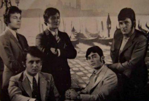 foto del grupo imagen del grupo Los Roberts