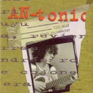 portada del disco An-tonio