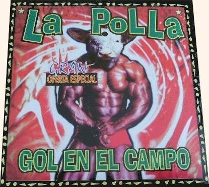 portada del album Gol en el Campo